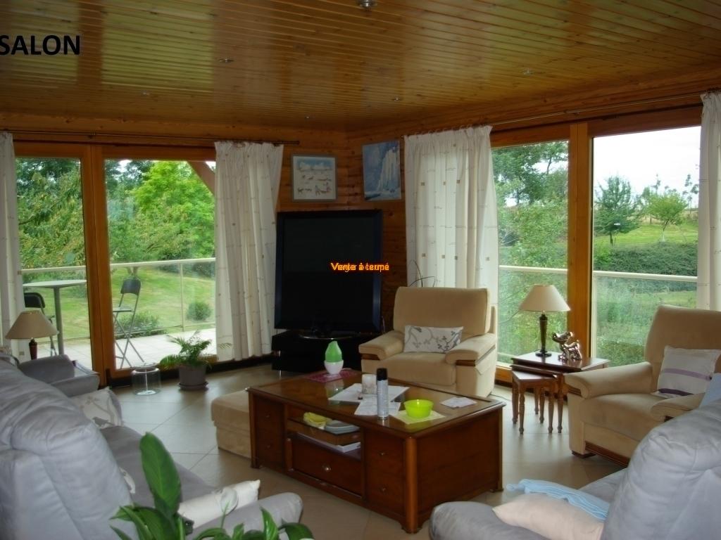 Angle salon - vente a terme - Un viager pour la vie - Viager immobilier placement - 02110 BOHAIN en Vermandois